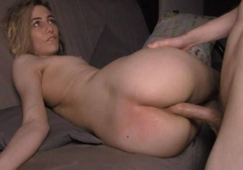 Bisexual cuckold gets a facial from bbc